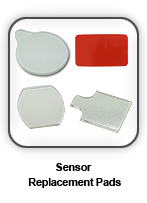 Sensor Replacement Pads