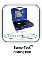 Sensor Tack Heating Box